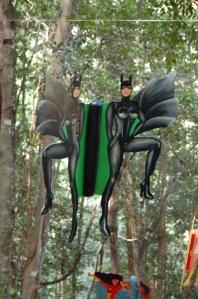 Superheroes_Installation_Blue_Mountains_Australia_Deirdre_Robb