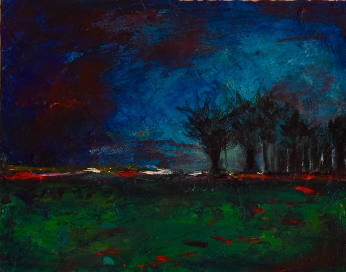 illuminated_land_series #8_20cmX16cm_acrylic_on_paper